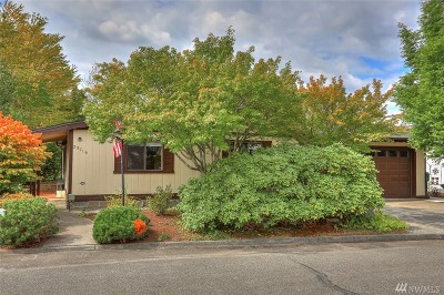 Bothell Single Family Home For Sale: 23716 9th Place W