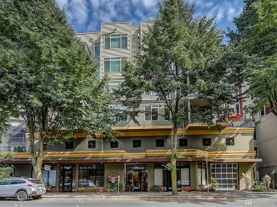 Seattle Condo/Townhouse Sold: 5016 California Ave SW #302