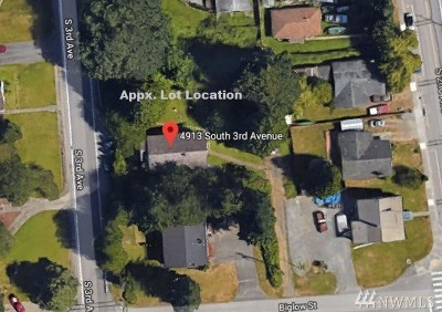 Everett Residential Lots & Land For Sale: 4913 3rd Ave