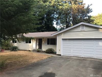 Port Orchard Single Family Home For Sale: 1116 Garrison Ave