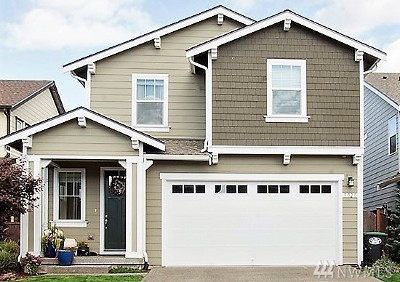 Tumwater Single Family Home For Sale: 9020 Aster St SE