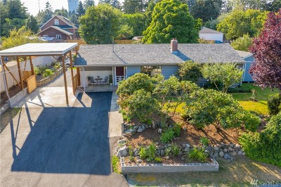 Edmonds Single Family Home For Sale: 22716 78th Ave W