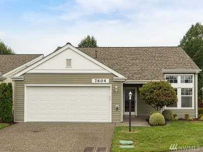 Sumner Condo/Townhouse For Sale: 7604 146th Ave E