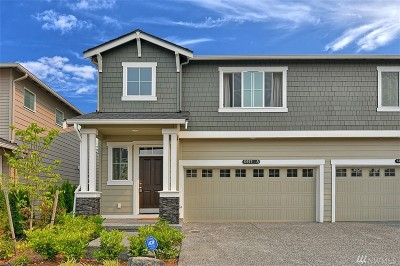 Snohomish Condo/Townhouse For Sale: 13027 50th Ave SE