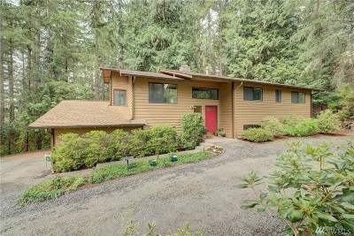 Woodinville Single Family Home For Sale: 16205 195th Place NE