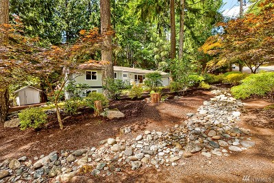 Sammamish Single Family Home For Sale: 831 210th Ave NE