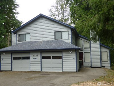Tumwater Multi Family Home For Sale: 3195 Mayfair Dr SW