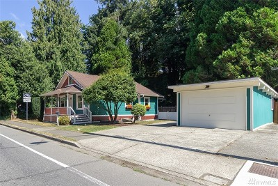 Issaquah Single Family Home For Sale: 330 Front St S