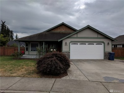 Nooksack Single Family Home Sold: 403 Jackson Crt