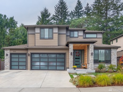 Gig Harbor Single Family Home For Sale: 6525 Serenity Loop