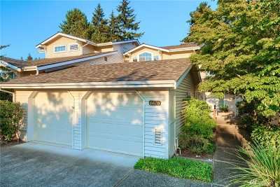 Bellevue Single Family Home For Sale: 6626 113th Place SE