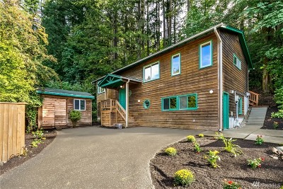 Issaquah Single Family Home For Sale: 583 SE Bush St