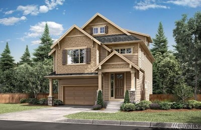 Bothell Single Family Home For Sale: 913 221st Place SE #2-N
