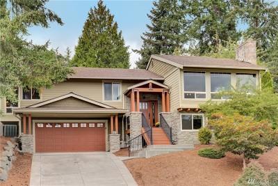 Bellevue Single Family Home For Sale: 1815 180th Ave NE