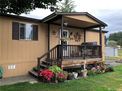 Skagit County Mobile Home For Sale: 600 N Reed Street #15