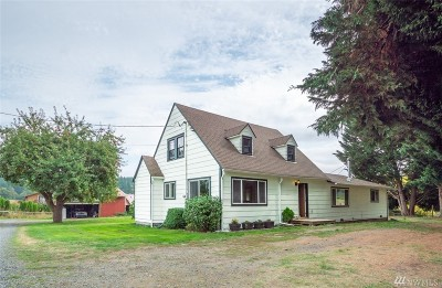 Winlock Single Family Home For Sale: 110 Simme Valley Lane