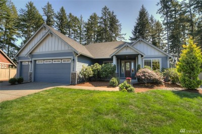 Lacey Single Family Home For Sale: 4101 Michael Ct NE