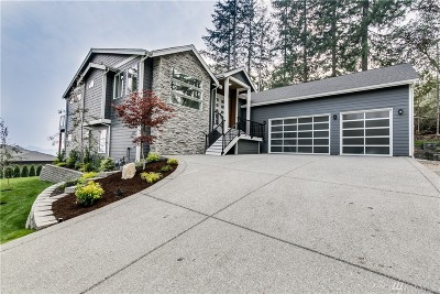 Gig Harbor Single Family Home For Sale: 3014 80th Ave NW