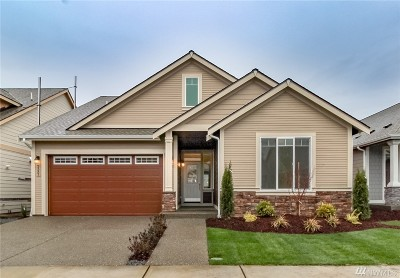 Puyallup Single Family Home For Sale: 2337 41st Ave SE