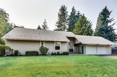 Federal Way Single Family Home For Sale: 30859 21st Ave SW