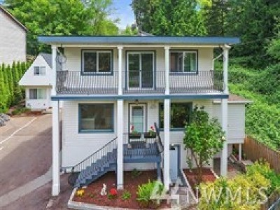 Kirkland Condo/Townhouse For Sale: 11409 99 Place NE #E