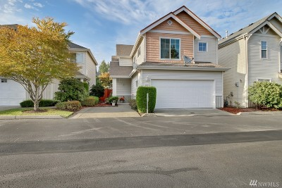 Auburn Condo/Townhouse For Sale: 12342 SE 311th