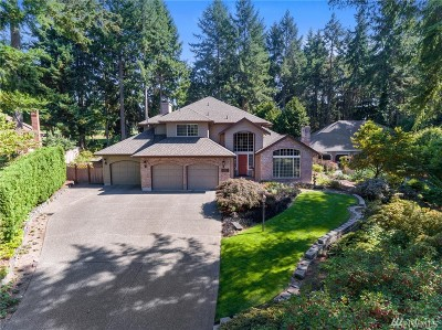 Gig Harbor Single Family Home For Sale: 4203 27th Ave NW