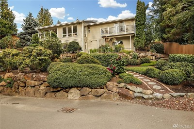 Shoreline Single Family Home For Sale: 19124 12th Ave NW