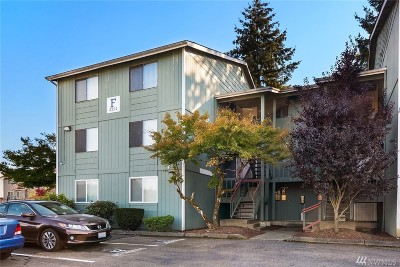 King County Condo/Townhouse For Sale: 3322 I St NE #F102