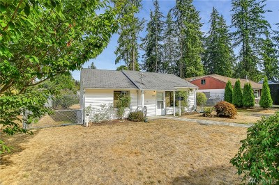 Single Family Home Sold: 23007 52nd Ave W