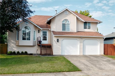 Single Family Home For Sale: 5007 38th St Ct NE
