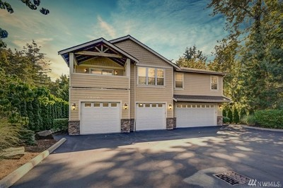 Maple Valley Condo/Townhouse For Sale: 21900 SE 242nd St #A2