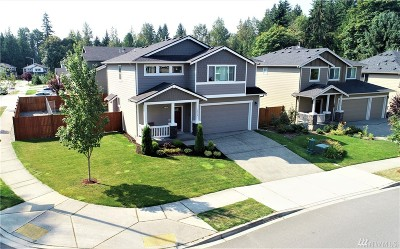 Marysville Single Family Home For Sale: 7914 49th St NE