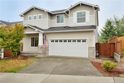 Marysville Single Family Home For Sale: 8509 79th Ave NE