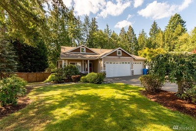 Gig Harbor Single Family Home For Sale: 7786 52nd Place