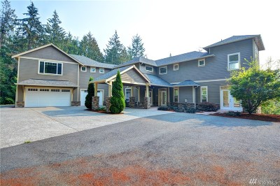 Marysville Single Family Home For Sale
