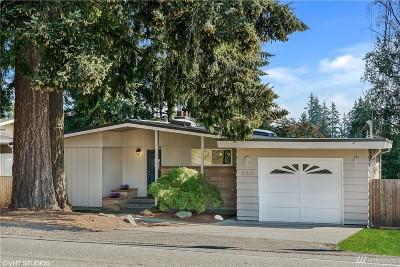Shoreline Single Family Home For Sale: 16326 Ashworth Ave N