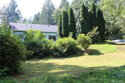 Snohomish Single Family Home For Sale: 15201 14 St SE