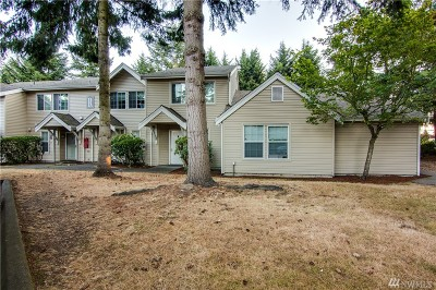 Federal Way Condo/Townhouse Contingent: 2100 S 336th St #R6