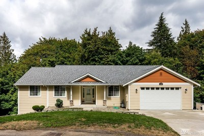 Tumwater Single Family Home For Sale: 3107 Dorchester Dr SW