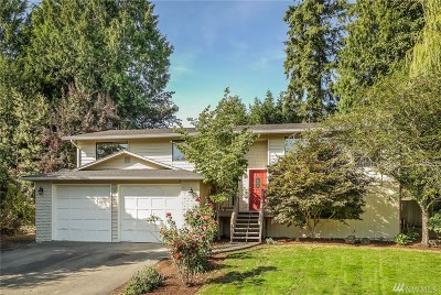 Bothell Single Family Home Contingent: 2421 186th Place SE