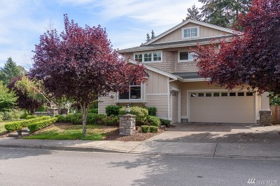 Newcastle Single Family Home For Sale: 13925 SE 88th Place