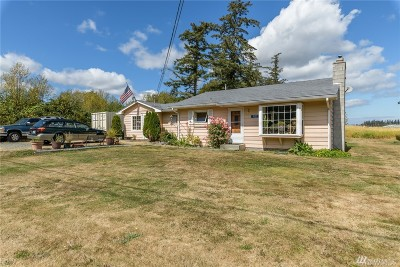 La Conner, Anacortes Single Family Home For Sale: 9137 Stevenson Rd