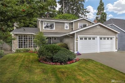 Medina Single Family Home For Sale: 2407 79th Ave NE