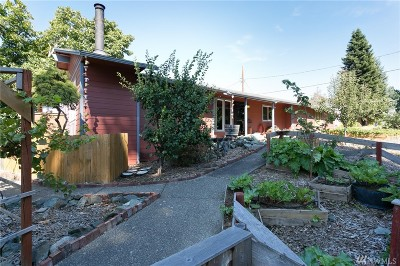 Single Family Home For Sale: 501 York St