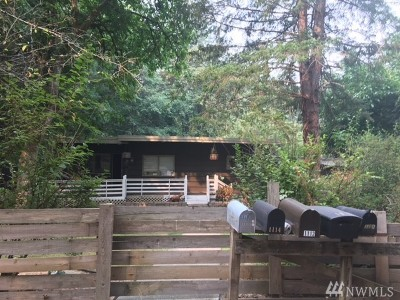 Port Orchard Single Family Home For Sale: 1114 Garrison Ave