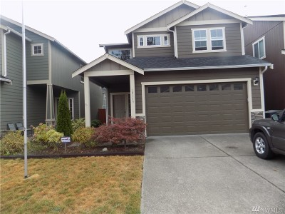 Puyallup Single Family Home For Sale: 18115 75th Ave E