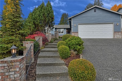 Snohomish Single Family Home For Sale: 518 19th St