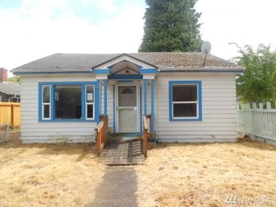 Centralia Single Family Home For Sale: 414 N Rock St