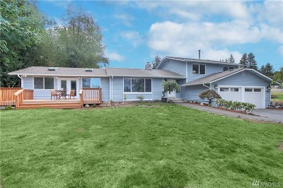 Single Family Home For Sale: 37614 44th Ave S